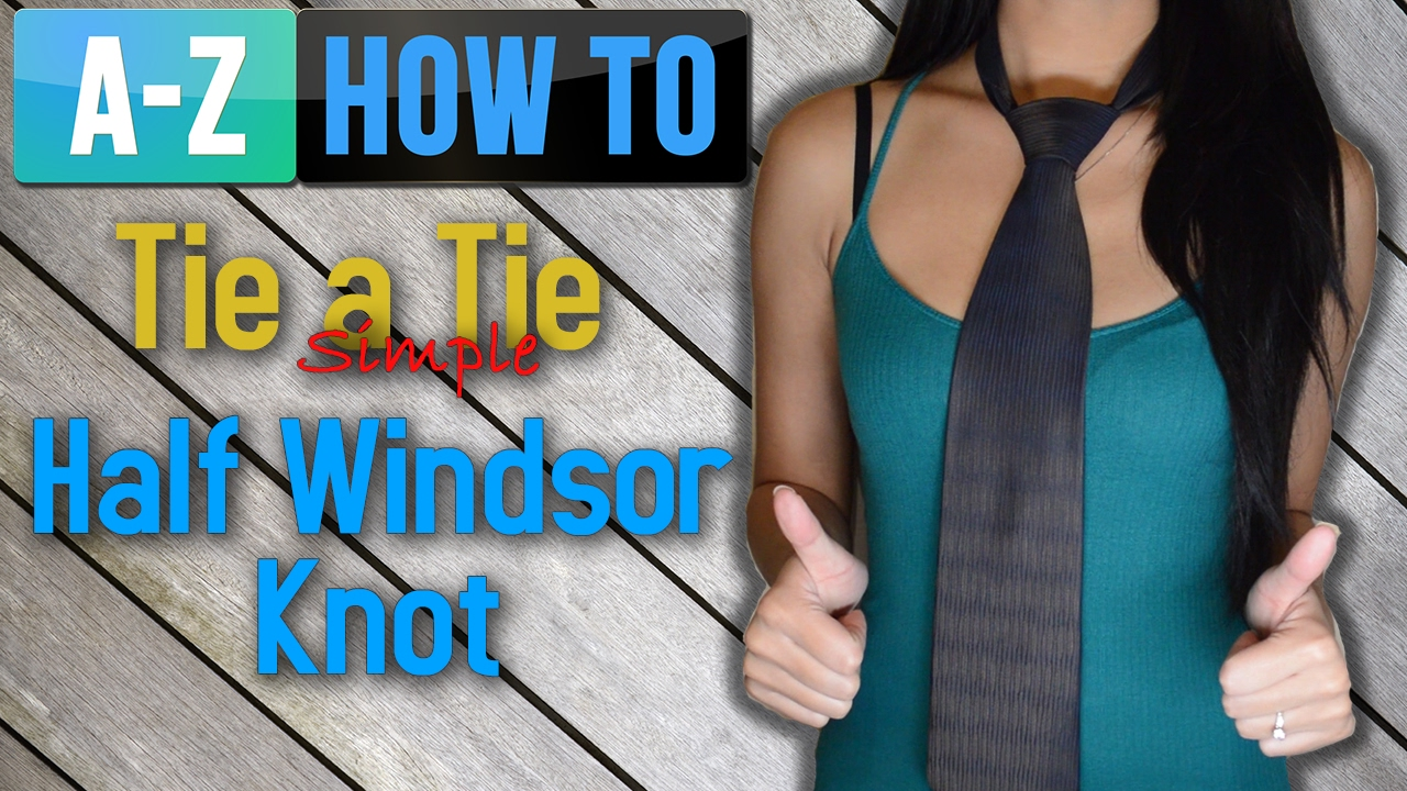 Wedding job interview business within minutes learn how to tie business within minutes learn how to tie a tie half windsor knot ccuart Choice Image