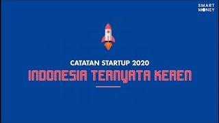 Laporan Pertumbuhan Startup, Indonesia Peringkat 5 Dunia