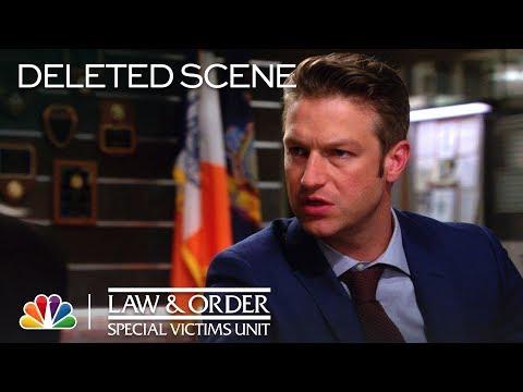 Law & Order: SVU  Carisi Gets Dumped Deleted