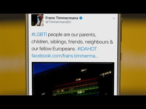Eurovision, Macron's cabinet, and LGBTI rights (Tweets of the Week, Ep. 3)