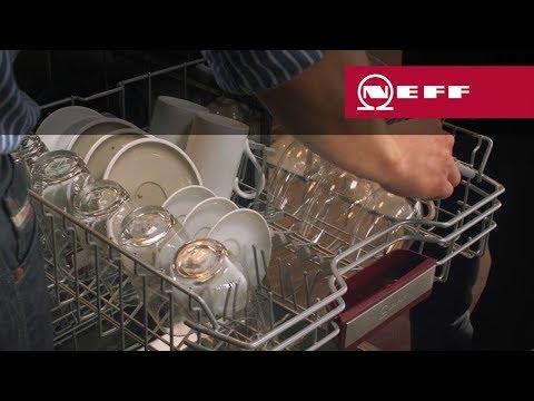 Neff geschirrspulmaschine flexibel beladen mit flex 3 for Neff geschirrspülmaschine