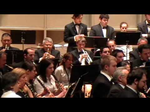 Orpheus in the Underworld (Orphee aux Enfers)  -Stony Brook Wind Ensemble
