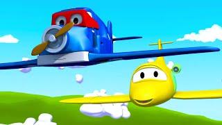 Penny lAeroplano - Carl il Super Truck a Car City 🚚 ⍟ Cartone animato per i bambini YouTube Videos