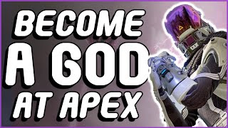 HOW TO BECOME A TOP APEX PLAYER! (PRO TIPS AND TRICKS)