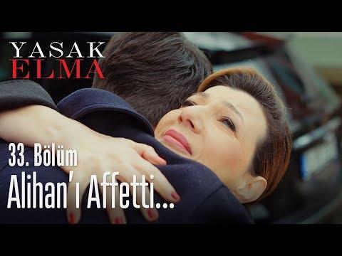 Zerrin, Alihan'ı affetti - Yasak Elma 33. Bölüm