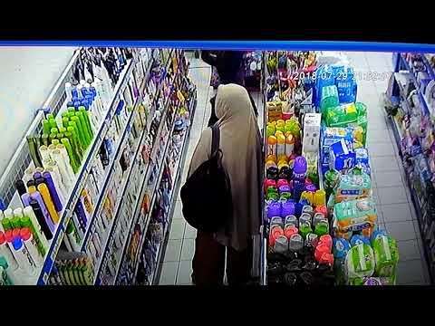 Pencuri Terekam CCTV di Banyumas #2