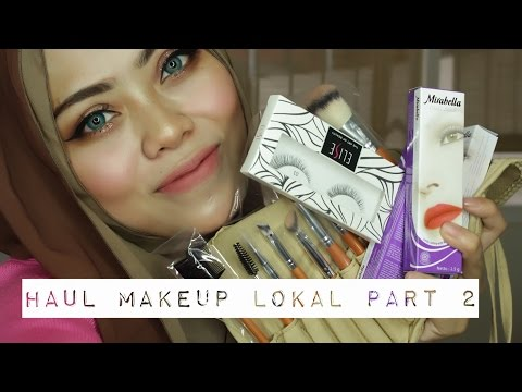 makeup-haul-|-belanja-makeup-lokal-(raya,aster)-|-ayyunazzuyyin