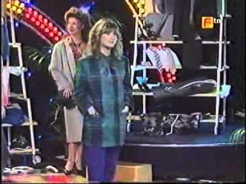 bullseye 1991 xmas special on tv