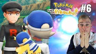 Zespół R i ewolucja shiny pokemona! (Pokemon Let's GO Pikachu ! odc. #6)