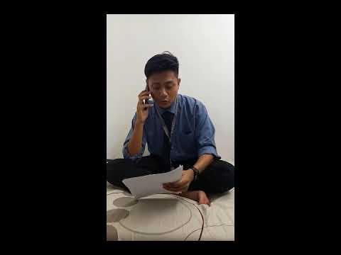 Telephone job enquiry DUE5012