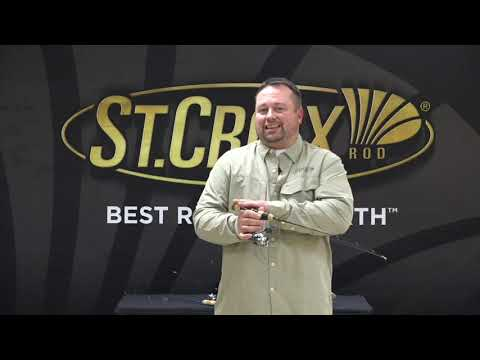 St. Croix Ice Staff Talks CCI & Techniques At The 1st Annual St. Croix Ice Expo