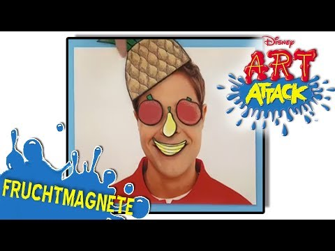 Art Attack - Fruchtmage - Folge 1 - Staffel 10 - Disney ...