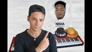 🎹 Niska - Réseaux (Piano Cover)