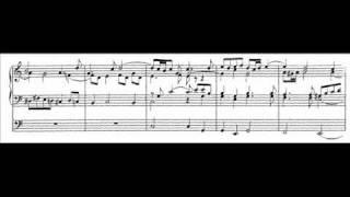 J.S. Bach - BWV 700 - Vom Himmel hoch, da komm ich her