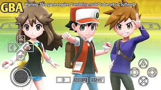 [4MB]Download Pokemon Let's Go Pikachu GBA Game On Android