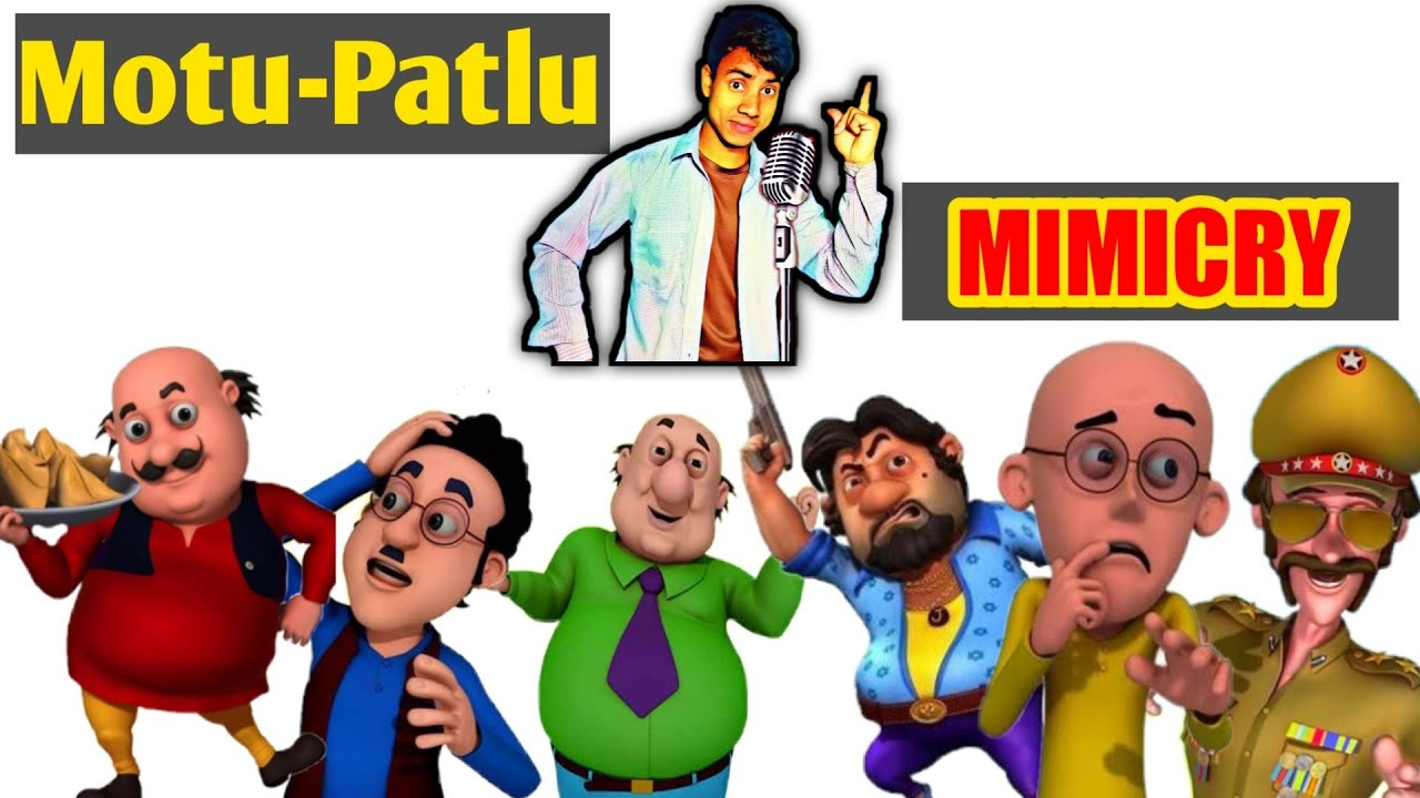 Download MOTU PATLU To All Character's Mimicry by Puko**
