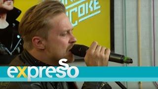 """Francois van Coke performs """"Die Skip"""" LIVE!"""