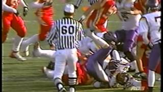 Rouge et Or de Laval vs Golden Hawks de Wilfrid Laurier (Coupe Uteck 2004)