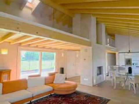 Legnomax villa in legno altavilla youtube for Villa legno