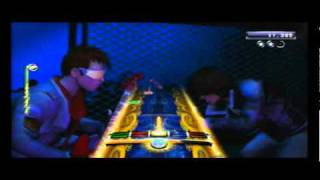 Rock Band 3 Gameplay (Wii) - Walking in the sun - Gold Stars