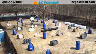 Live in Paterson NJ? Try AC Paintball near Atlantic City!