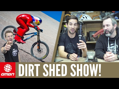 Is Mountain Biking All About Speed? Dirt Shed Show Ep. 102