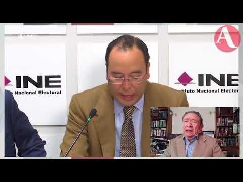 INE, Mastodonte Voraz, Pide 25 Mil Mdp De Presupuesto: Omnia, Con Eduardo Huchim