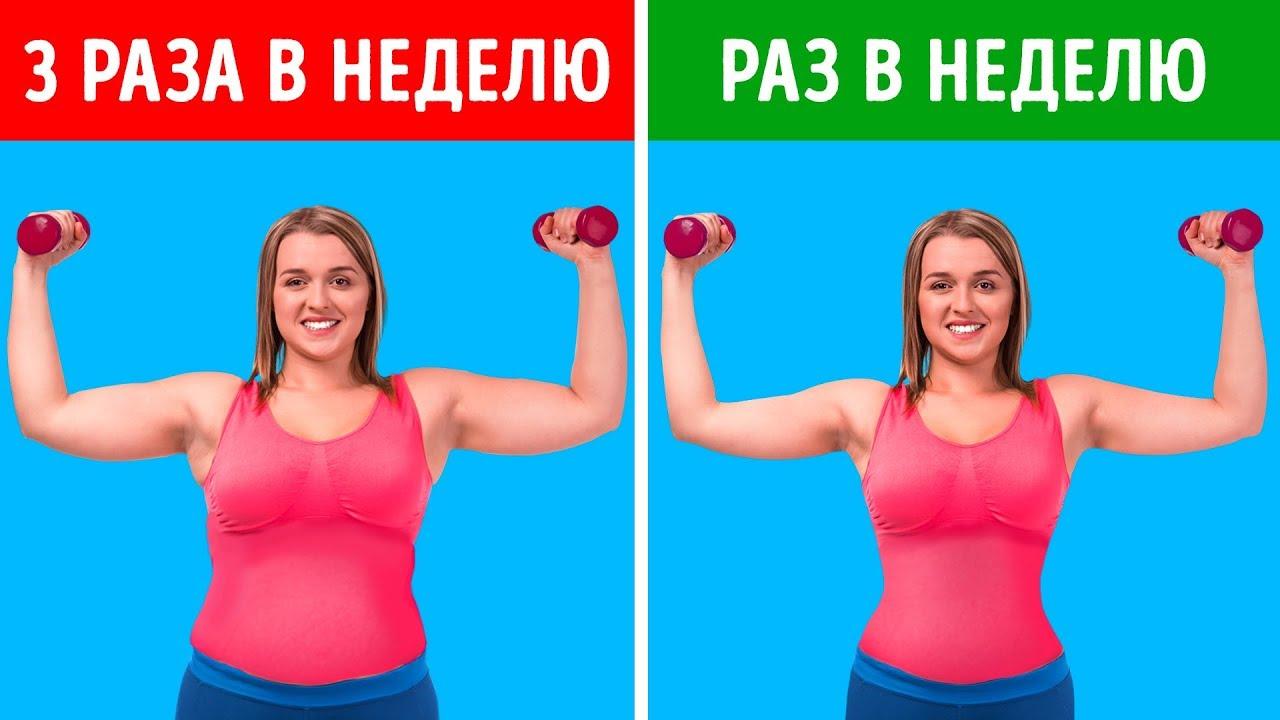 Стоит ли Поднимать Веса, Если Хочешь Сбросить Вес?