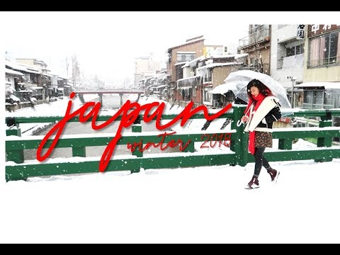 Japan// Takayama & Shirakawago, Winter 2018 (Travel Diary)