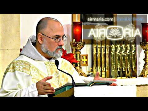 Five Loaves for Five-thousand Men: How Jesus' Grace Perfects Our Nature - Jan 08 - Homily - Fr Alan