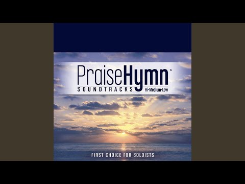 How Great Is Our God - Medium w/background vocals () (Performance Track)