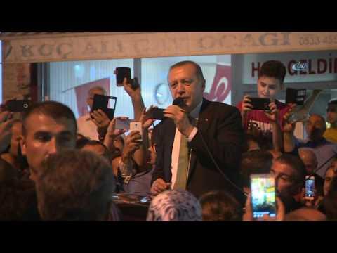 Cumhurbaşkanı Erdoğan Güneysu