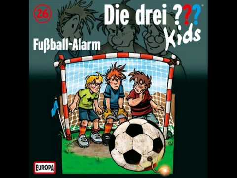 die drei ??? kids - folge 26 - fussball-alarm - youtube