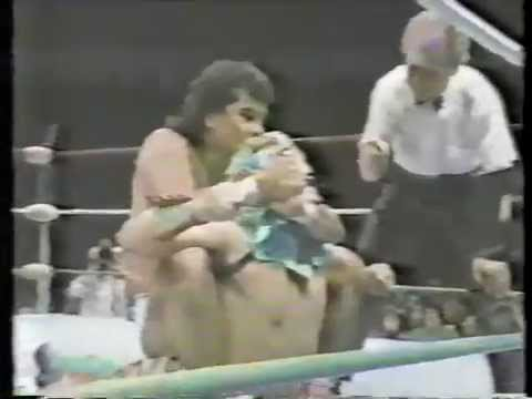 Negro Casas v. Ultimo Dragon