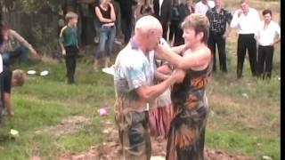 Свадебные приколы Купание родителей.mpg