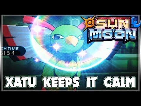 XATU'S CALM AND COLLECTIVE! | SMOGON OU | Pokemon Sun & Moon LIVE Wifi Battles
