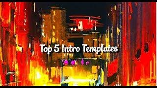 Intro without Text 3D  Intro Without Text  Top 5 Intro Without Text  Top 5 Intro Templates