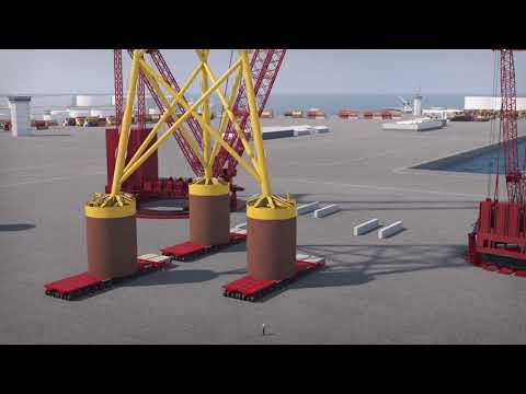 Offshore wind: Industrializing development to reduce cost