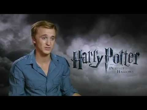 HP and the Deathly Hallows cast the funniest moments