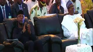 June 12 | Hafsat Abiola-Costello's Speech at MKO Abiola's Investiture