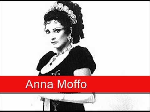 Anna Moffo: Puccini - Tosca, 'Vissi d'arte'