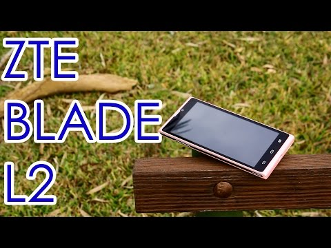 ZTE Blade L2-Review En Español!