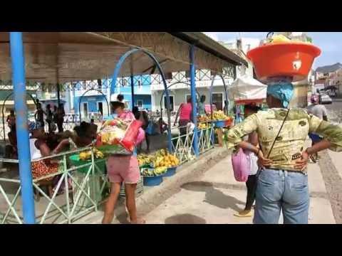 Mindelo market