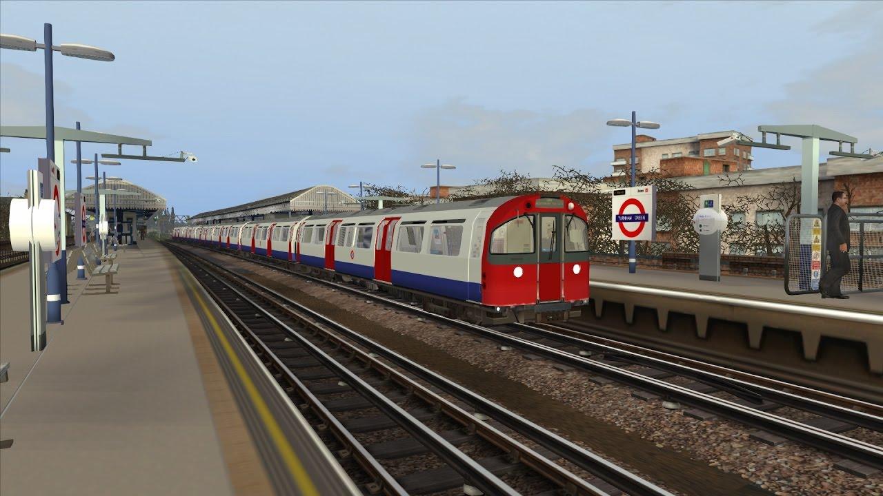 World of Subways 3: London Underground Simulator - YouTube