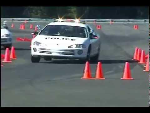 Chrysler Intrepid Police Event at Blainville PMG