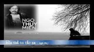 Music Cover HHH  Bản Tình Ca Cho Em Ngô Thụy Miên Duy Quang 1080p