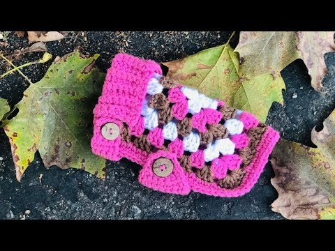 XS Neapolitan Fur Baby Granny Square Sweater ❥ for ALL dogs, cats and RABBITS too! ❥ Tutorial