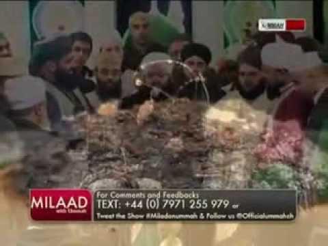 Zulf Lehra k Wo Jab Aaen Ge By Hafiz Mohammad Ahmad Raza Qadri Ummah Channel Mehfil 2014