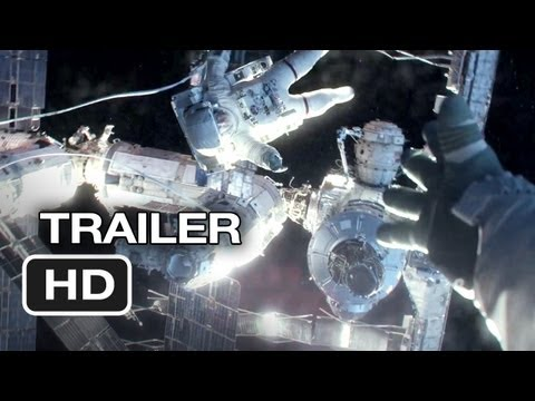 Gravity Official Trailer - I've Got You (2013) - Sandra Bullock Movie HD