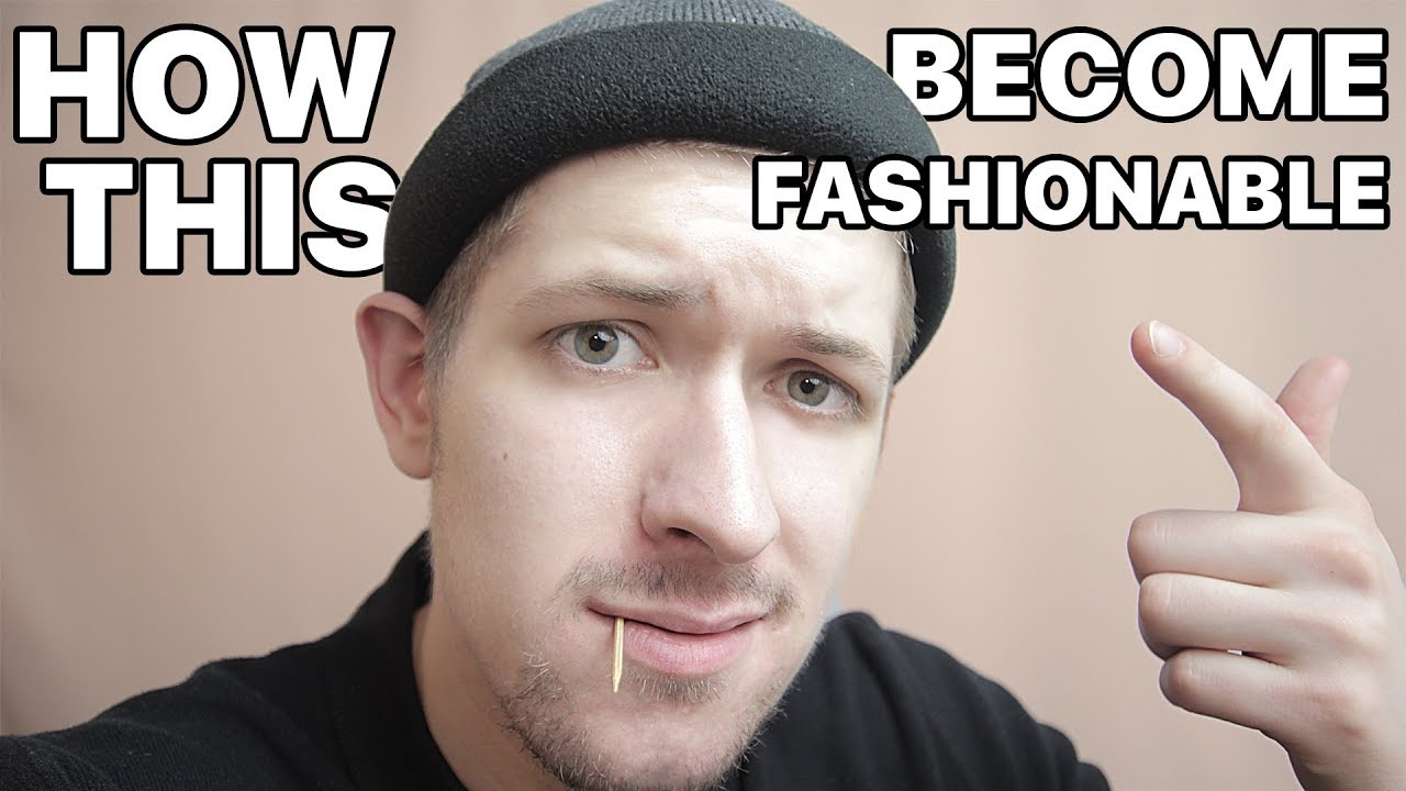 78369eeb7af How this became fashionable  Fisherman beanie🤮 - YouTube